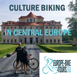 Culture biking in Central Europe
